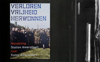 Gilde Amersfoort geeft boekje wandeling 'Verloren vrijheid herwonnen' uit